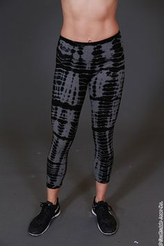 Hard Tail Flat Waist Capri $75.00 #sjc #scottsdalejeanco #springfashion #hardtail #hardtailclothing #hardtailforever #leggings