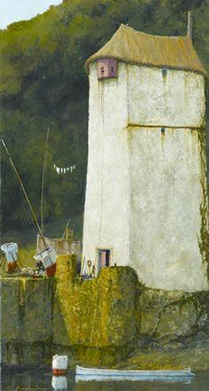 Cyril Croucher :: Original Painting