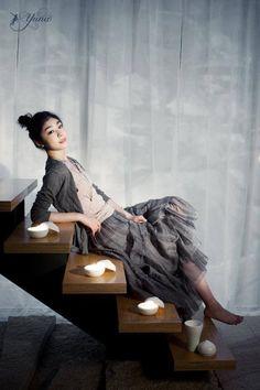 Yu-na Kim. South Korea. World Best Figure Skater ;)