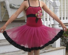 Beautiful Lyrical Ballet Children's Small Dance or Halloween Costume | eBay