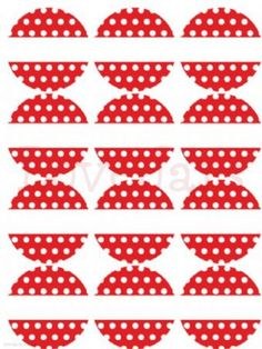 We love Lid Labels Red Spot - find them in our online shop under Rosie's Pantry: Labels, Lid Labels Pantry Labels, Jar Labels, Love Jar, Jam Jar, Red Hearts, Red Background, Jars, Shop, Stuff To Buy