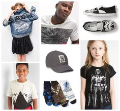 6cee948e95 Gap just launched a Star Wars 40th anniversary collection and we are here  for it. Cool Mom PicksCool ...
