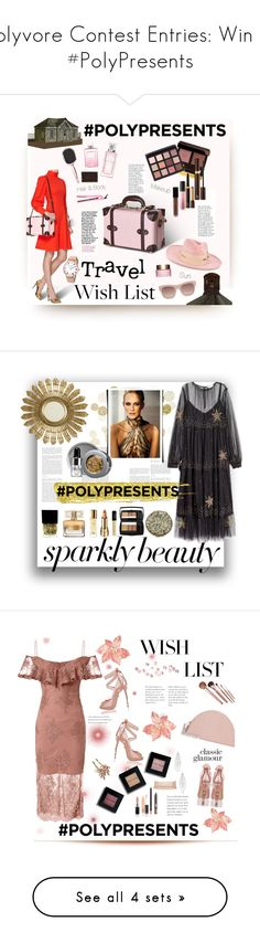 """Polyvore Contest Entries: Win It! #PolyPresents"" by tailormadelady on Polyvore featuring contestentry, trendsetters, polyPresents, beauty, Koh Gen Do, Porsamo Bleu, Steamline Luggage, Tom Ford, Nick Fouquet and Sigma"