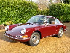 1968 Porsche 911 Wan' tha' one!