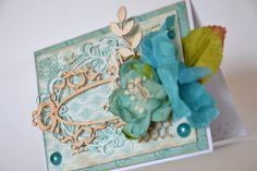 with a turquoise flower  http://bluebellandsomething.blogspot.com/