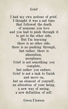 Grieving for your youngest child really bites hard. The sting never stops it persists until you finally meet up with them again anyway that is what I'm assuming! I love you Ashlie Terry! Love you Mom