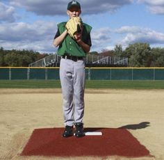 Key Role Of Pitching Mound In Baseball Games Baseball