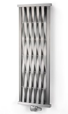 Buy this Aeon Wave Vertical Designer Radiator from Only radiators and get excellent customer care, a great price and Free UK Delivery Wall Radiators, Decorative Radiators, Vertical Radiators, Contemporary Radiators, Traditional Radiators, Patio Design, House Design, Electric Radiators, Tiny House Storage