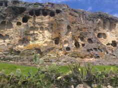 Las ventanillas de Otuzco - Cajamarca