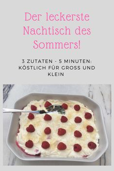 A dessert for the whole family - please, here comes the perfect solution .- Ein Nachtisch für die ganze Familie – bitteschön, hier kommt die perfekte Lös… A dessert for the whole family – please, here … - Pudding Recipes, Fruit Recipes, Cake Recipes, Dessert Recipes, Avocado Dessert, Dessert Nouvel An, Avocado Toast, Bread And Butter Pudding, Winter Desserts