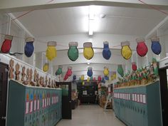 school hallways Christmas Decorating Contest | ... hall and then some of the highlights of the rest of the school