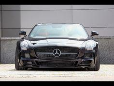 2011 MEC Design Mercedes-Benz SLS 63 AMG - Front
