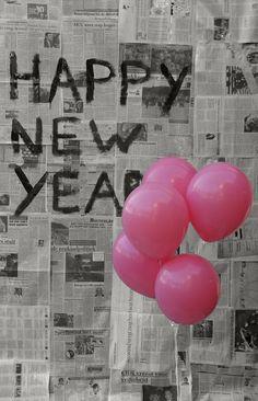 Happy New Year#mathilde2CParis#mathilde2C#words&books