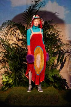 Tsumori Chisato Fall 2018 Ready-to-Wear Fashion Show Collection