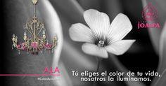 Colección ALA, tu eliges el color de tu vida, nosotros la iluminamos. Manos artesanas y color vistiendo tu luz. #ColorsByJoalpa