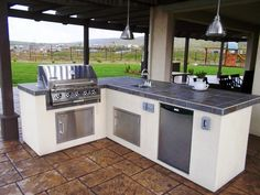 Image result for stucco outdoor kitchen