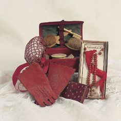 Theriault's Antique Doll Auctions - Accessories for French Poupees