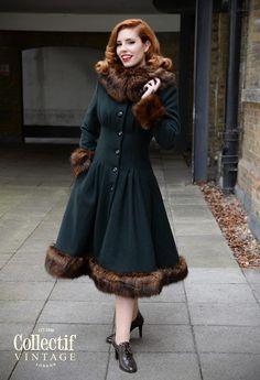 Vanessa Frankenstein for Collectif Clothing