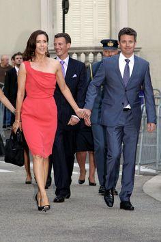 Crown Princess Frederik and Crown Princess Mary