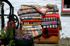 The Jen Jones Welsh Quilts and Blankets Cottage Shop is located just outside the village of Llanybydder. Our charming eighteenth century cottage shop attracts visitors from around the world to see our truly delightful selection of quilts, blankets, and more. We are open Monday to Saturday 10am to 6pm. quilts@jen-jones.com www.jen-jones.com  Tel: 01570 480610  Twitter: @JenJonesQuilts
