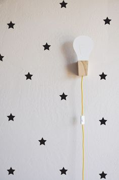 "32 INDIVIDUAL - 2""x2"" Stars Fully removable and reusable wall decals that will brighten and add character to any room. * *PLEASE NOTE THAT METALLIC VINYL IS NOT REUSABLE** 100% polyester fabric self a"