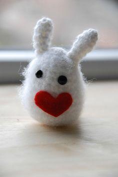 Amigurumi Rabbit - FREE Crochet Pattern / Tutorial