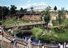 Visit the Leipzig Zoo in Germany that my ancestors founded