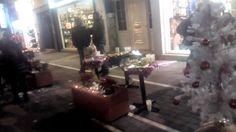 Κατερίνη: Όμορφη χριστουγεννιάτικη γιορτή από τους καταστηματάρχες της Αγίας Λαύρας! | K-News