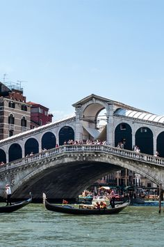 The competition to design a stone bridge across the Grand Canal in Venice attracted the best architects of the late 16th century, including Michelangelo, Palladio, and Sansovino, but the job went to the less-famous Antonio da Ponte.