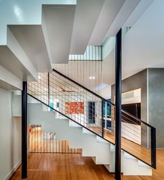 TipTopHaus - contemporary - Staircase - Tampa - josh wynne construction