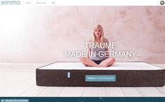 Matratzen outlet ecommerce - für die Zukunft mal