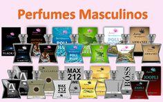 Amei Cosméticos os Melhores Perfumes   Fragrâncias Importadas