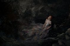 Welcome to the land of fairytales and mythical creatures!  Russian photographer Plotnikova's artistic images are so hauntingly beautiful, enchanting, surreal and mythical that it will take you to another world.