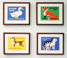 """Another great weekly edition from www.tinyshowcase.com - """"Four Animals"""" by The Head Light Hotel"""