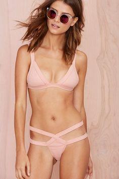 Nasty Gal x Minimale Animale Treachery Bikini | Shop Swimwear at Nasty Gal