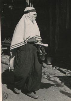 Muslim women's streetwear, © Museum of City of Sarajevo Folk Costume, Bosnia And Herzegovina, Niqab, Muslim Women, National Museum, In A Heartbeat, Streetwear, History, City