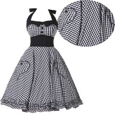 50s Housewife Vintage Retro Swing Party Pinup Rockabilly EVENING Prom Dress PLUS #Unbranded #TeaDress #Cocktail