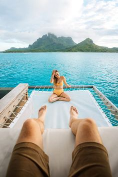 The Ultimate Romantic Couples Getaway to Bora Bora, French Polynesia – Honeymoon Best Places To Honeymoon, Best Honeymoon Destinations, Vacation Places, Vacation Travel, Italy Vacation, Cheap Honeymoon, Travel Destinations, Honeymoon Spots, Romantic Vacations