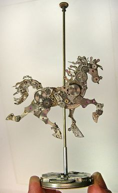 Merry Go Round Horse - could i make this into a tattoo?