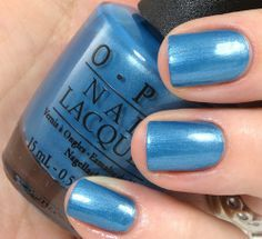 Just got this on my toes tonight for my ocean vacation!!! It's the prefect shade of blue!
