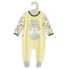 Pijama de terciopelo 'Petit Béguin'                                                                                                                                             gris Bebé niño