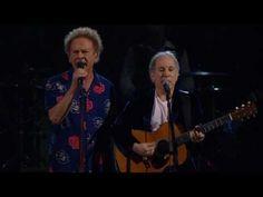 Simon & Garfunkel - The Sound of Silence - Madison Square Garden, NYC - ...