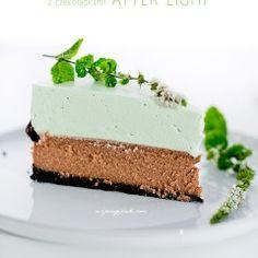 Sernik czekoladowy 'After Eight' Cheesecakes, Vanilla Cake, Videos, Creative, Blog, Photos, Photography, Instagram, Pictures