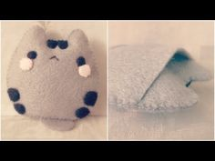▶ How To Make A Baby Pusheen Cat Plushie Pocket Tutorial - YouTube