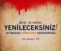 Yenileceksiniz!!! #islam #müslüman #iman #ibadet #şükür #namaz #dua #tesettür #mekke #medine ...