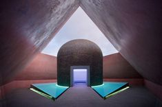 James Turrell Photo: John Gollings