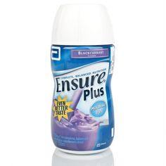 Ensure Plus Milkshake Blackcurrant