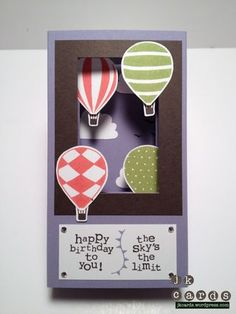 Stampin' Up! card by Justin