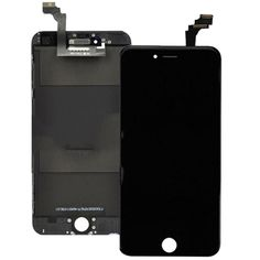 [USD$usd.ex($subject.price)] [EUR$eur.ex($subject.price)] [GBP$gbp.ex($subject.price)] High Quality LCD Screen + Assembly Touch Screen Digitizer for iPhone 6 Plus(Black)