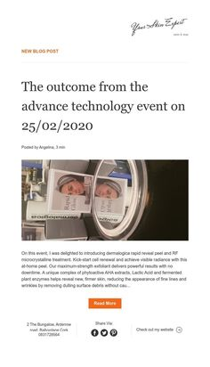The outcome from the advance technology event on News Blog, Technology, Tech, Tecnologia
